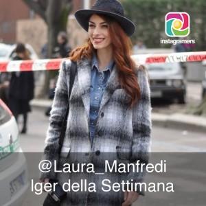Laura Manfredi Iger della settimana