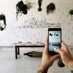 L'installazione di Matteo Garavini, ph. @killbilla