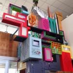 L'installazione di Thomas Wold