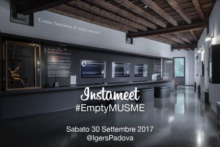 Locandina Musme - Igers Padova