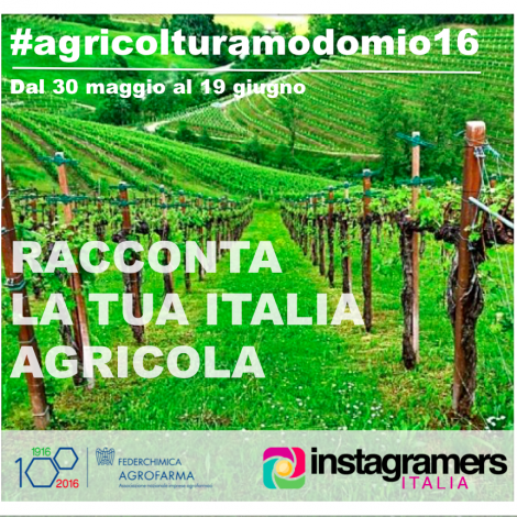 AgricolturAMOdomio16: riparte il progetto sull'Italia agricola
