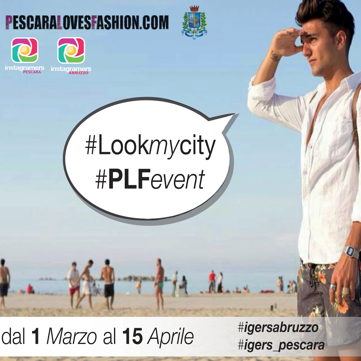 "#lookmycity: moda, beauty, design, handmade con ""Pescara Loves Fashion"""