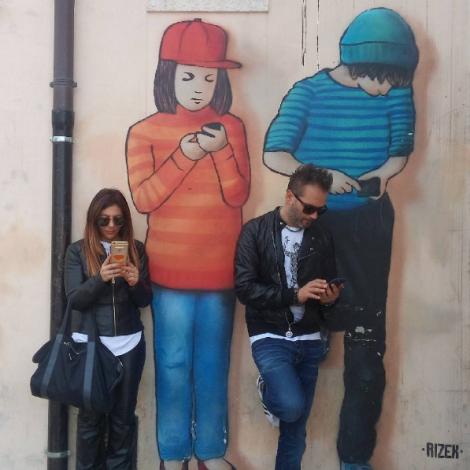 #DiscoveringAndria: il 1° instameet di @igersbat è anche tra i vicoli della street art