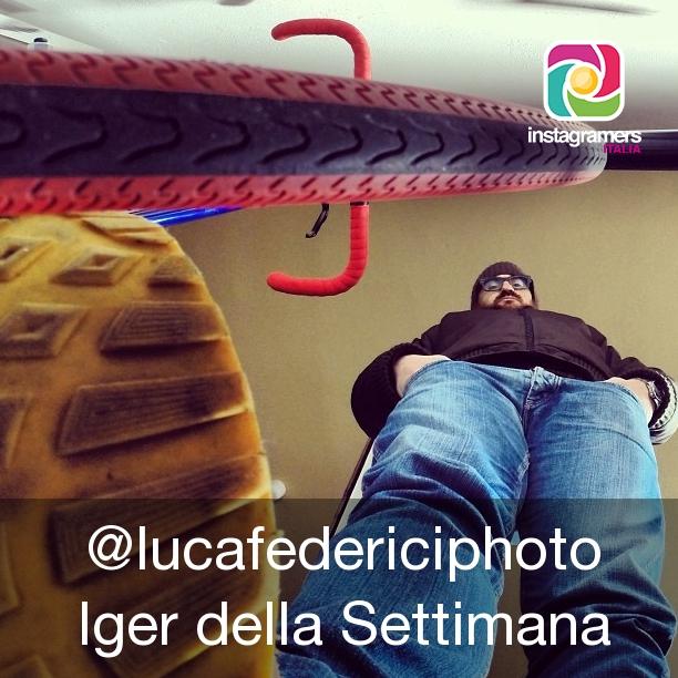 Luca Federici Selfie