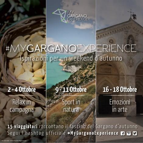 #MyGarganoExperience: Instagramers Italia alla scoperta del Nord della Puglia