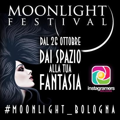 Moonlight Festival Bologna collaborazione igersbologna