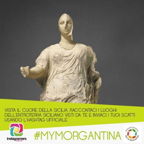 MyMorgantina con Instagramers Sicilia