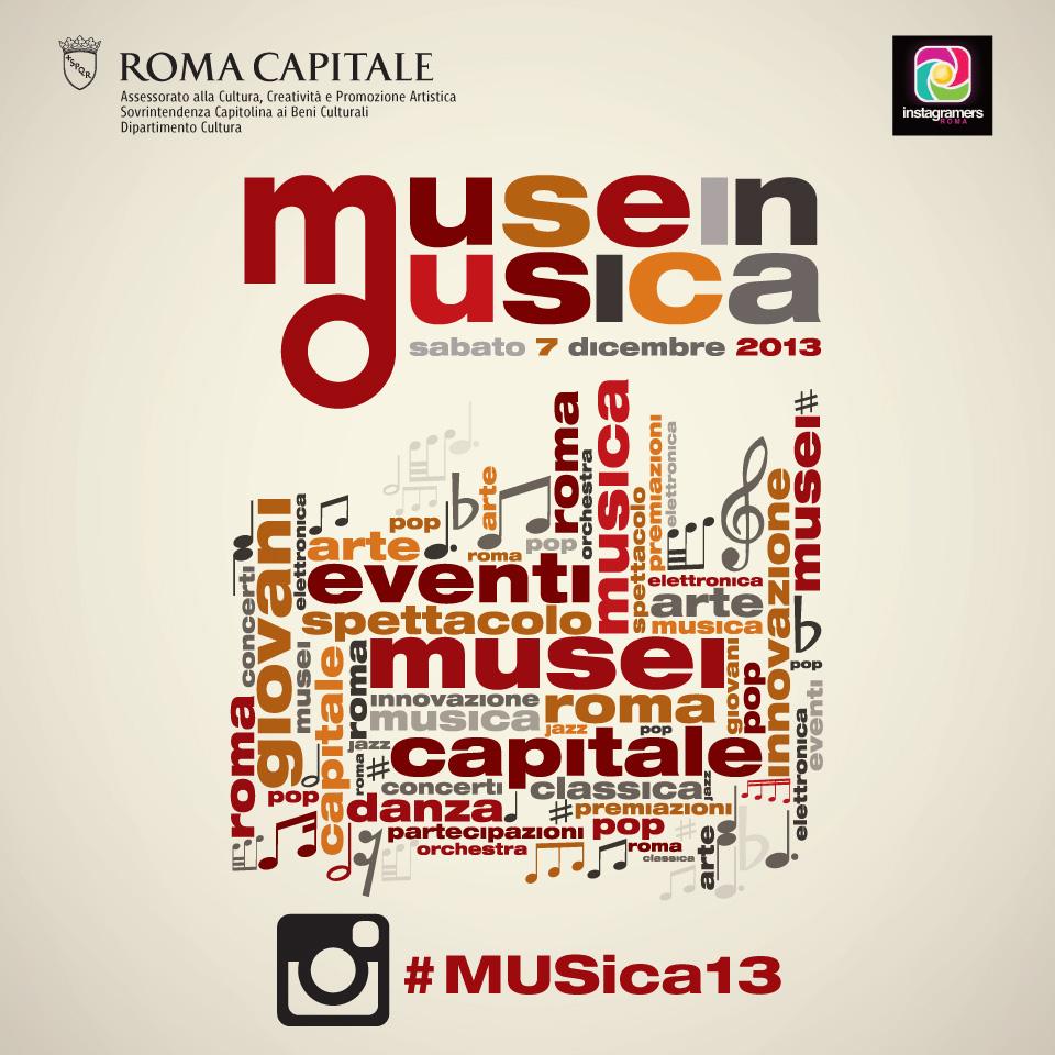 Musei in Musica 2013, apertura notturna per i musei di Roma