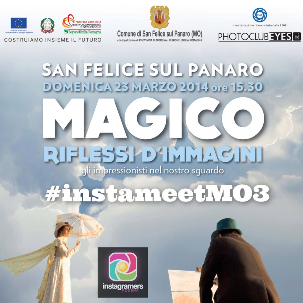 Magico 2014 Instameet