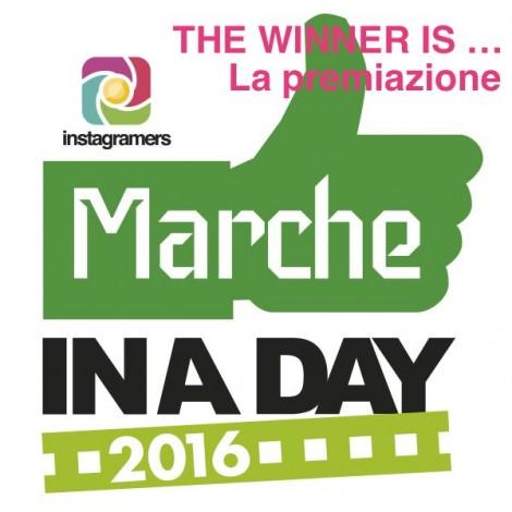 Premiazione della sfida Marcheinaday2016