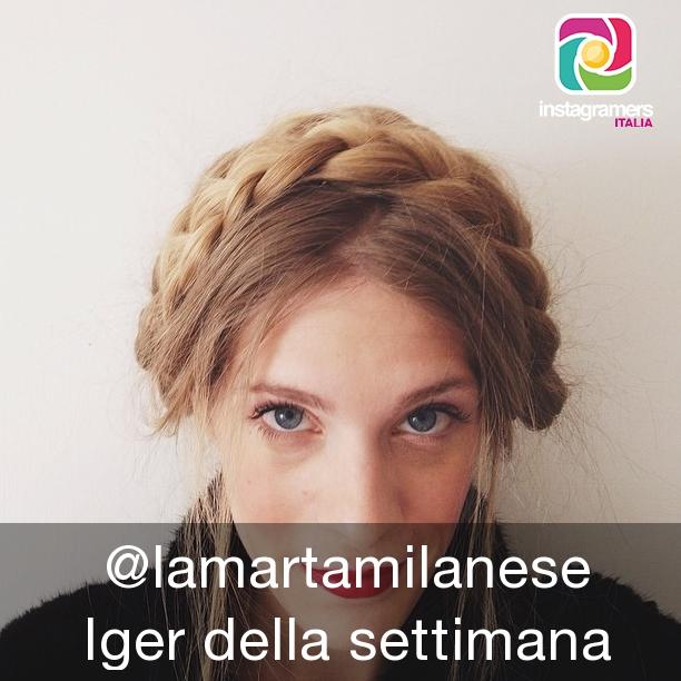 Marta Milanese // Iger della Settimana