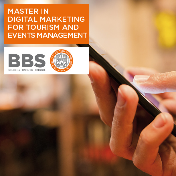 Master in Digital Marketing for Tourism & Events Management II Edizione