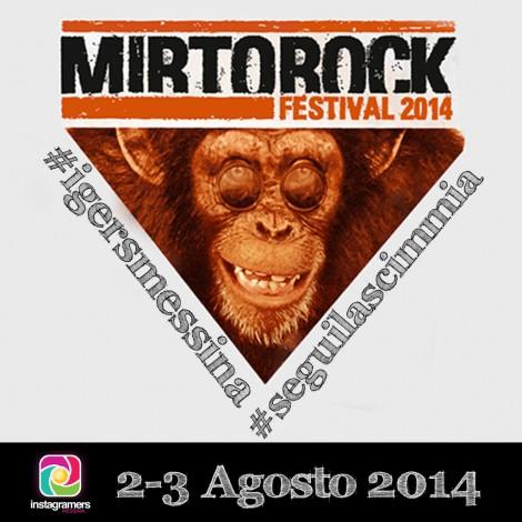 Instagramers Messina a ritmo di musica al MirtoRock Festival 2014