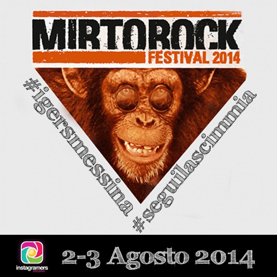 MirtoRock Instagram Challeng con Igers Messina