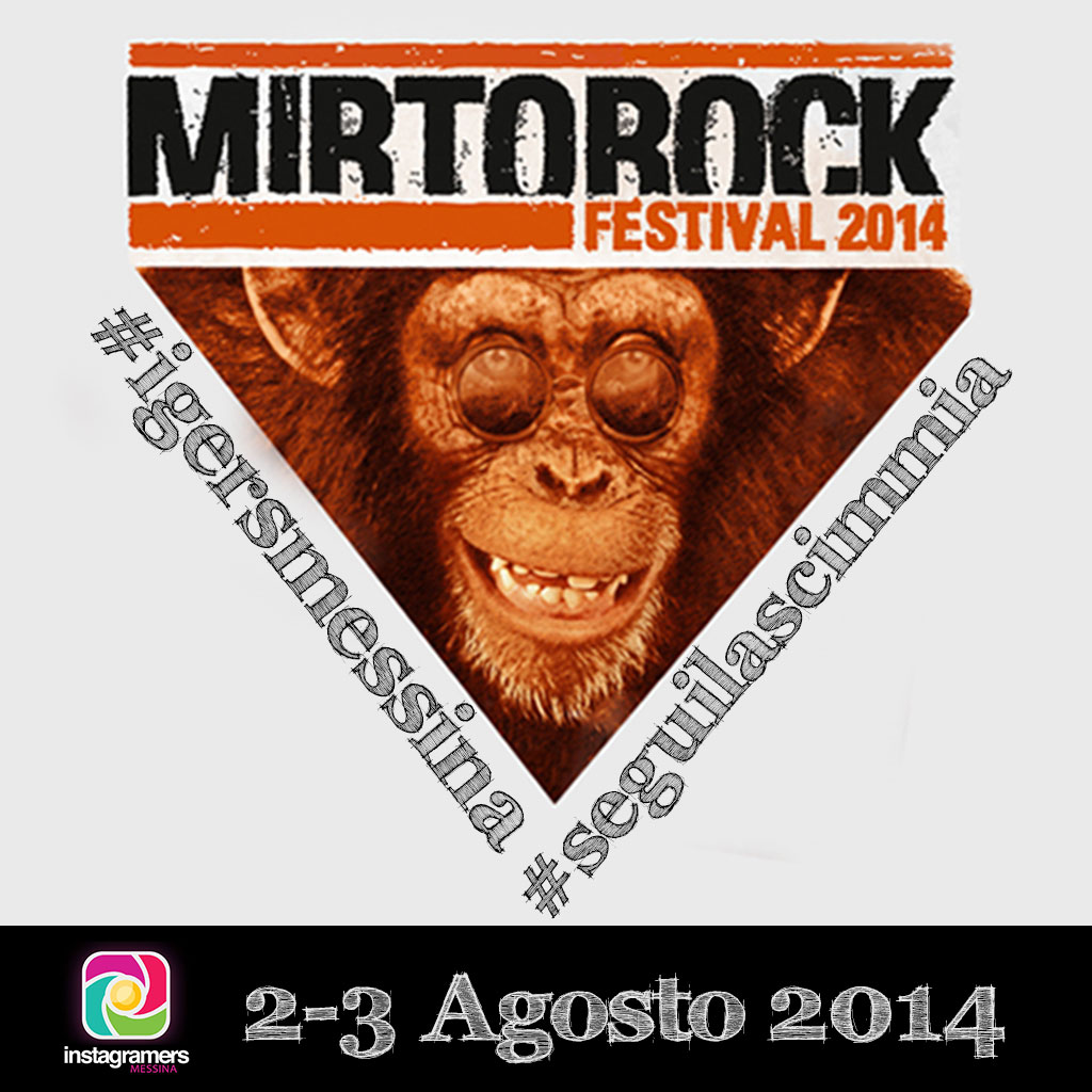 MirtoRock Instagram Challeng con Igers Messina