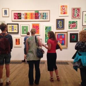 MoMA, New York. Mostra di Matisse