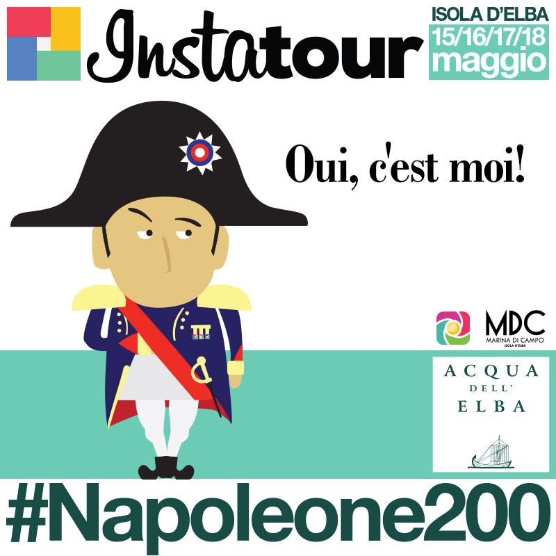 Un nuovo Instatour all'Isola d'Elba in onore di Napoleone Bonaparte