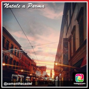 Natale a Parma su Instagram