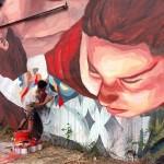 Nicolas Romero mentre lavora in Argentina