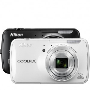 Nikon Coolpix S800C Android Gingerbread