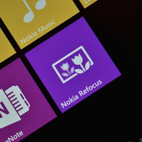 Nokia Refocus: metti a fuoco dopo lo scatto