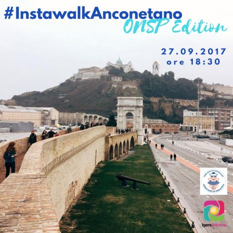 #InstawalkAnconetano - ONSP edition