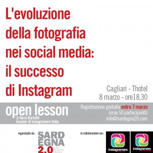 Open Lesson Instagram
