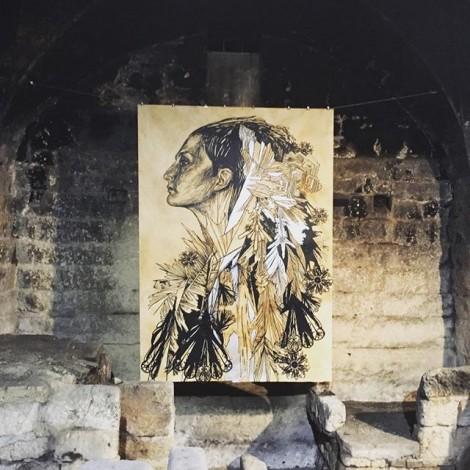 "La street art in mostra: è ""Catastrofe"" a Grottaglie"