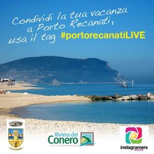 Porto Recanati Live Instagram