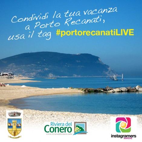 Racconta Porto Recanati Live su Instagram e non solo