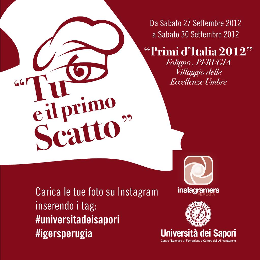 """Con """"Tu e il primo"""" IgersPerugia ci presenta """"I Primi d'Italia 2012″"""