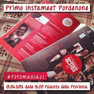 Instagramers Pordenone annuncia il suo primo instameet ufficiale