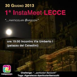 Primo Instameet Lecce