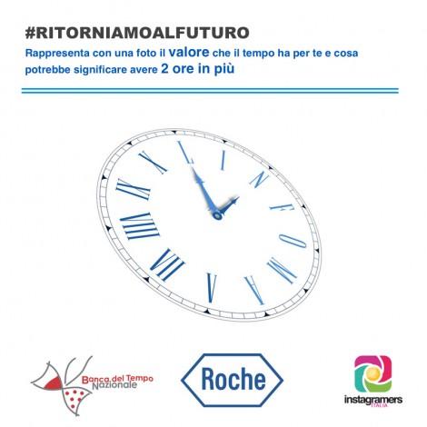 """Instagramers Italia è media partner del progetto """"Ritorniamo al Futuro – Più tempo contro il linfoma"""""""