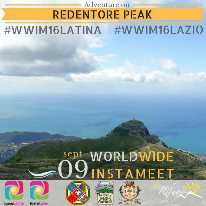 WorldWide Instameet 16 sulla Cima del Redentore