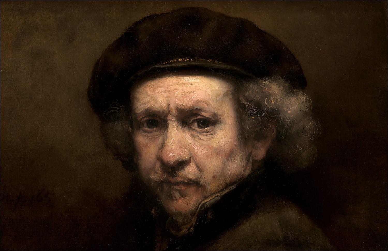 Rembrandt, autoritratto, 1659 | Instagramers Italia