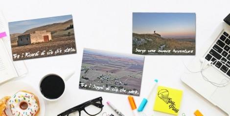 Racconta una storia con 3 foto - mini challenge