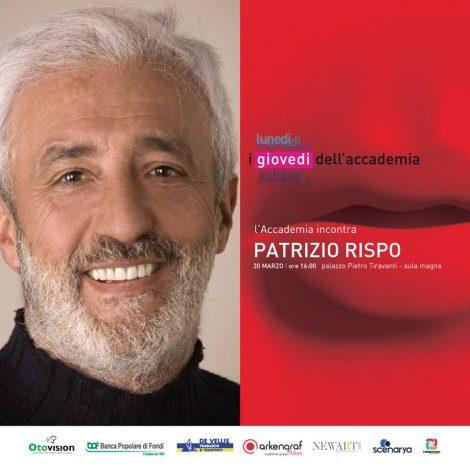 Igers_Frosinone incontra l'artista Patrizio Rispo
