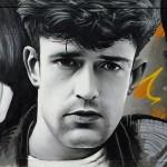 Ritratto di Rupert Everett, dal profilo ufficiale @rogueonegraffiti