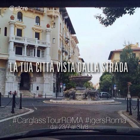 In mostra in 5 città le foto del vostro #carglasstour