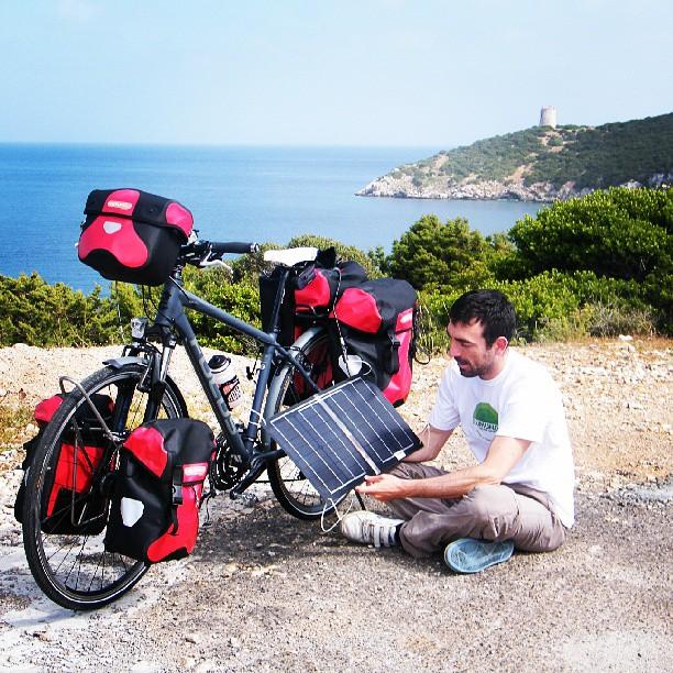 Rumundu il giro del mondo in bicicletta