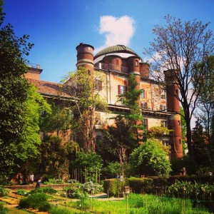 Orto Botanico di Brera, credits @selina_flowerpower
