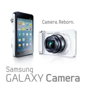 Samsung Galaxy camera Android JellyBean