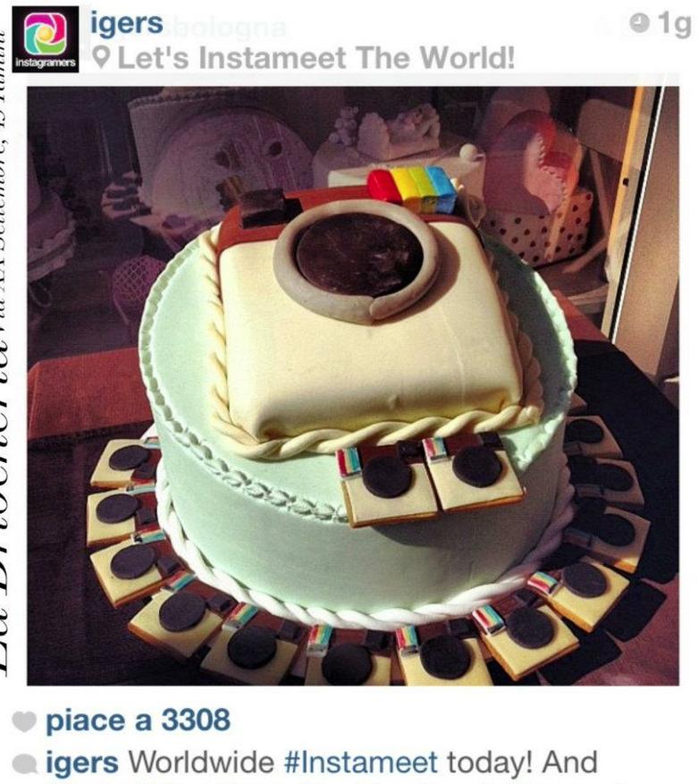 Instagram: istruzioni per Marketers parte 3, Cos'è un Instameet