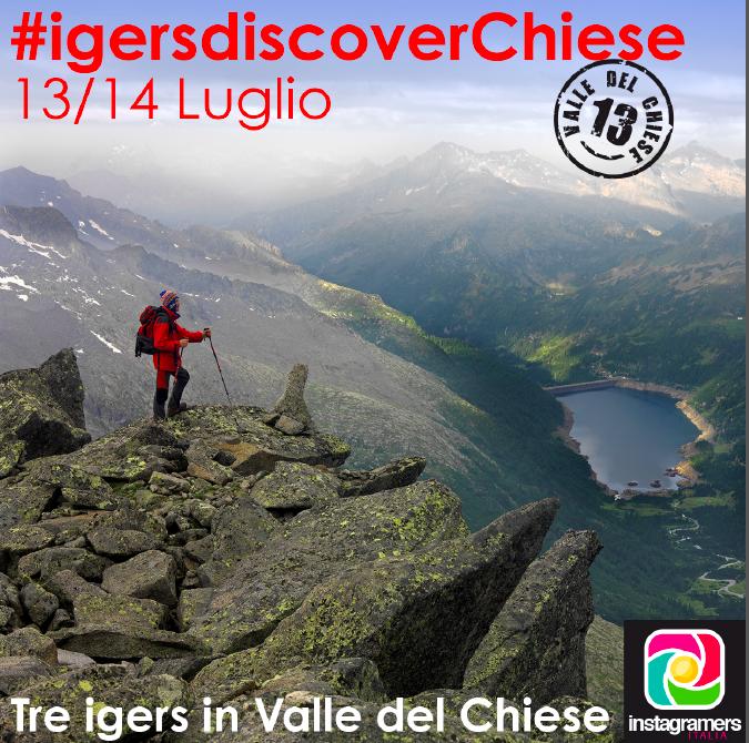 3 Igers alla scoperta della Valle del Chiese in Trentino