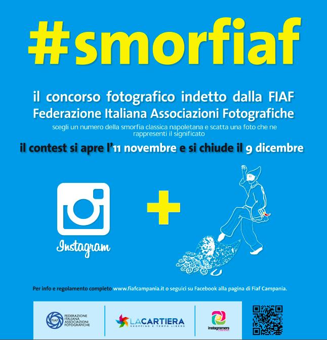 La Smorfia Napoletana con Instagram #smorfiaf