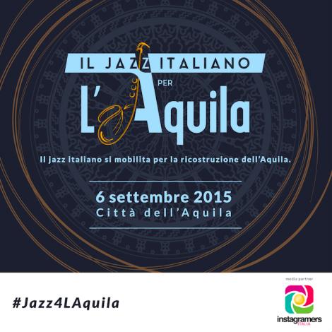 Igersitalia per #Jazz4laquila