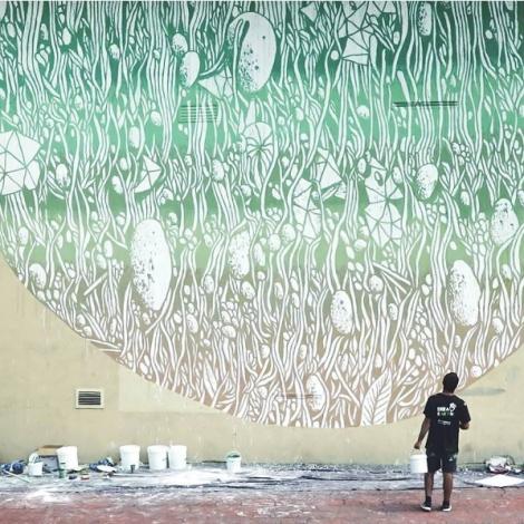 #IkeaLovesEARTH: la street art per l'ambiente