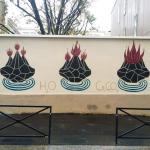 Climate 01, il suo progetto sul tema dei cambiamenti climatici a Parigi