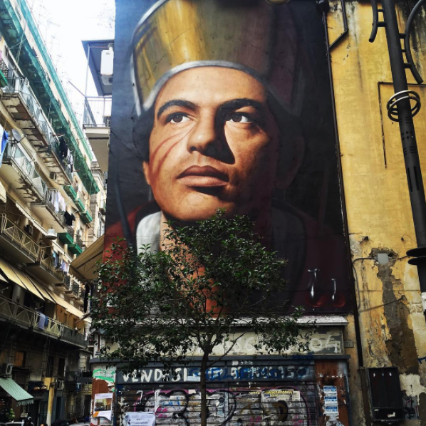 San Gennaro, Napoli, ph. @be_ironic